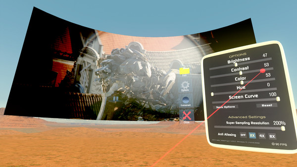 Screenshot 2 of Simple VR Video Player
