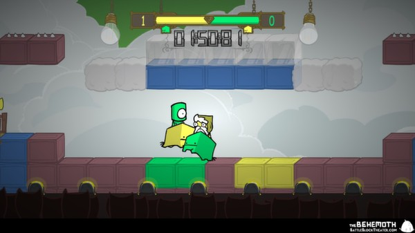 Screenshot 13 of BattleBlock Theater®