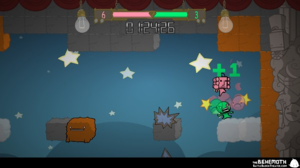 Screenshot 15 of BattleBlock Theater®