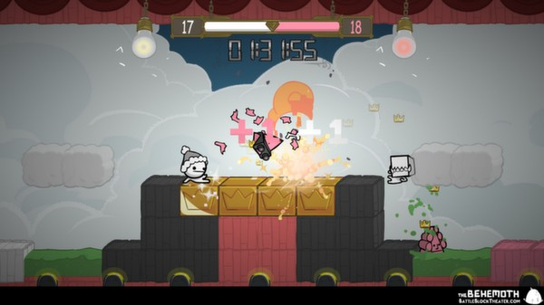 Screenshot 16 of BattleBlock Theater®