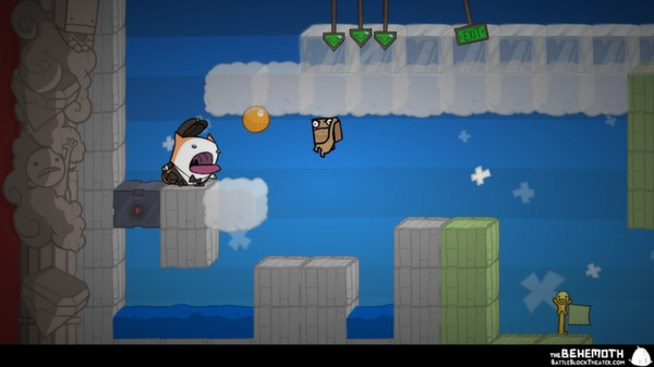 Screenshot 3 of BattleBlock Theater®