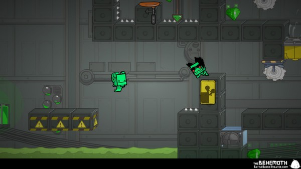 Screenshot 4 of BattleBlock Theater®
