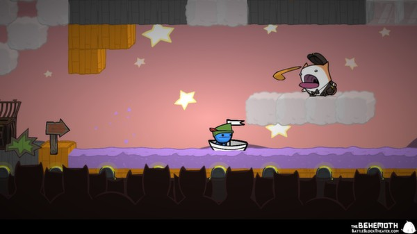 Screenshot 5 of BattleBlock Theater®
