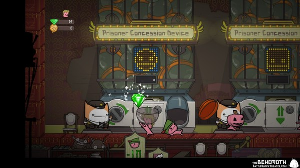 Screenshot 9 of BattleBlock Theater®