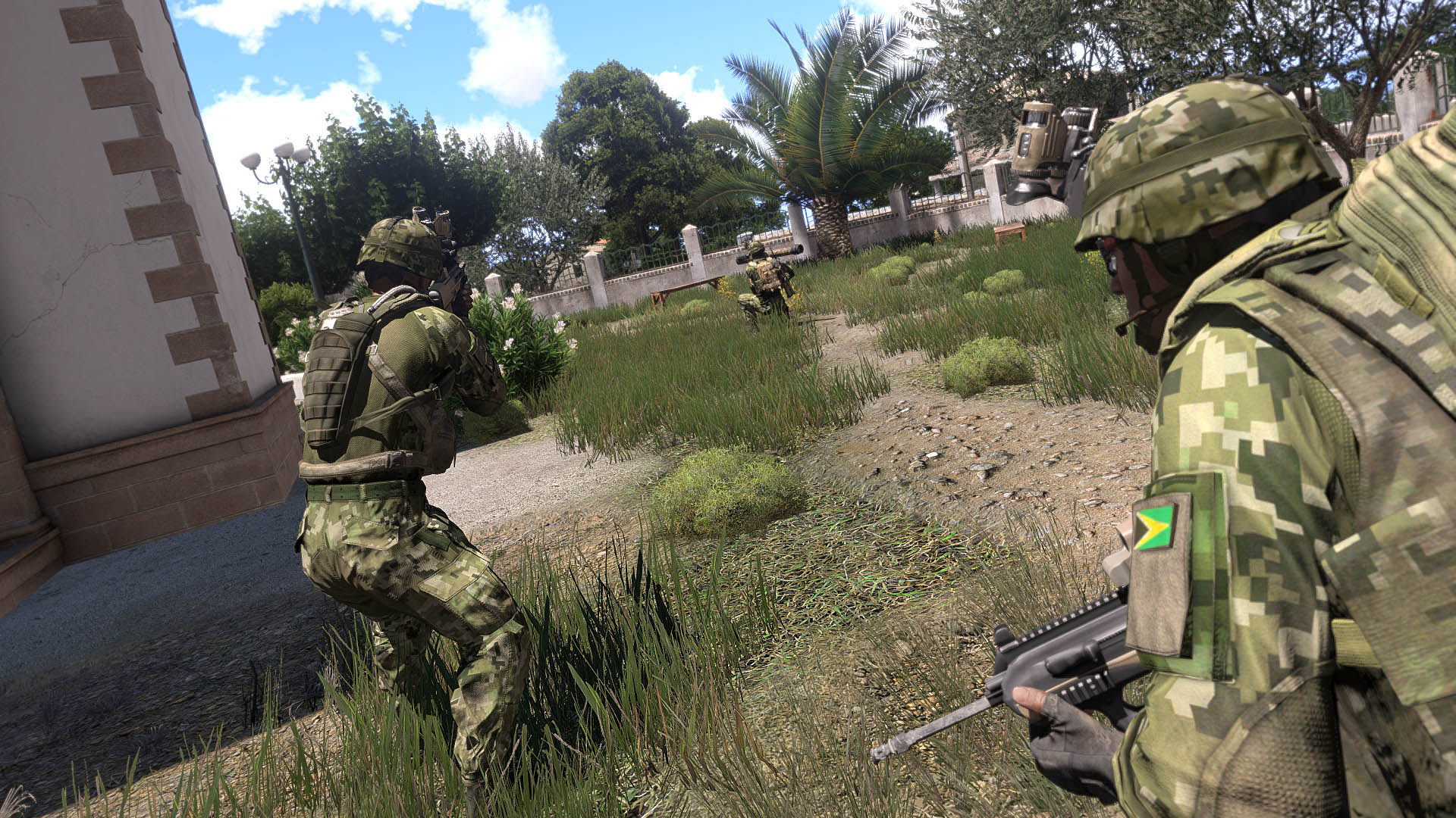 Image result for image of arma 3 team game