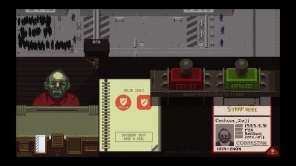 Screenshot 11 of Papers, Please