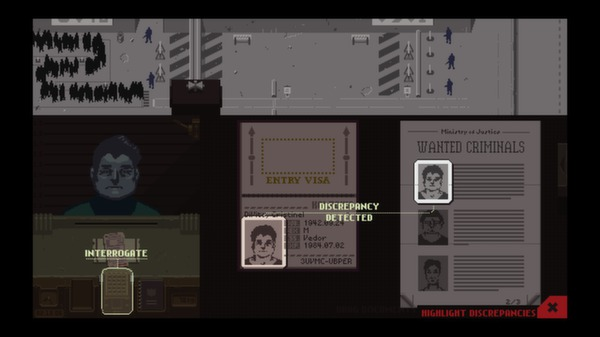 Screenshot 6 of Papers, Please