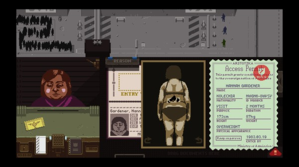 Screenshot 8 of Papers, Please