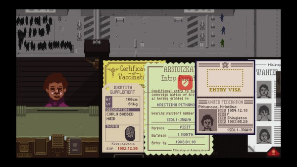 Screenshot 10 of Papers, Please