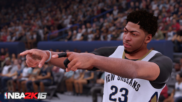 Screenshot 3 of NBA 2K16