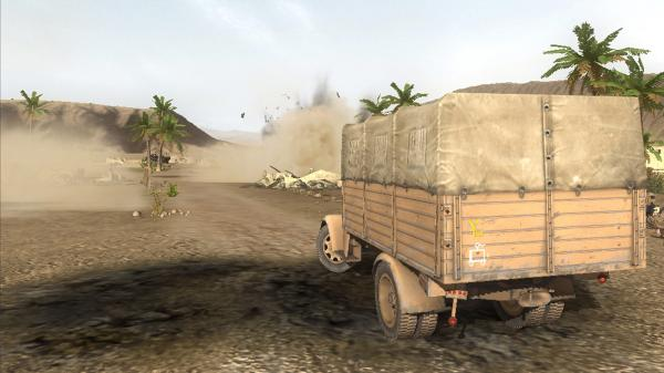 Screenshot 1 of Theatre of War 2: Africa 1943