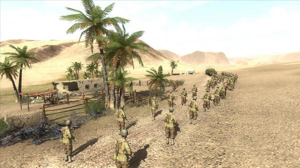 Screenshot 11 of Theatre of War 2: Africa 1943