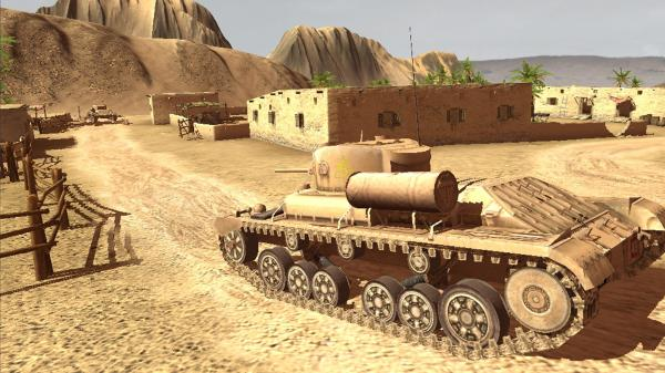 Screenshot 3 of Theatre of War 2: Africa 1943