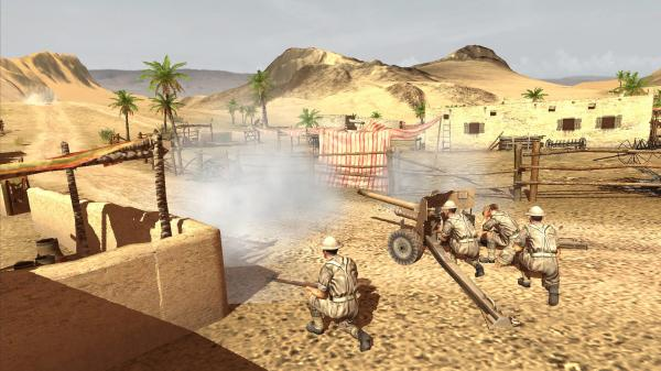 Screenshot 4 of Theatre of War 2: Africa 1943