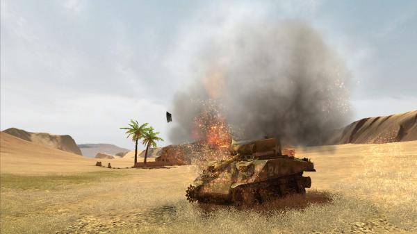 Screenshot 5 of Theatre of War 2: Africa 1943