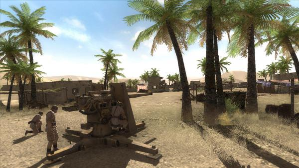 Screenshot 6 of Theatre of War 2: Africa 1943