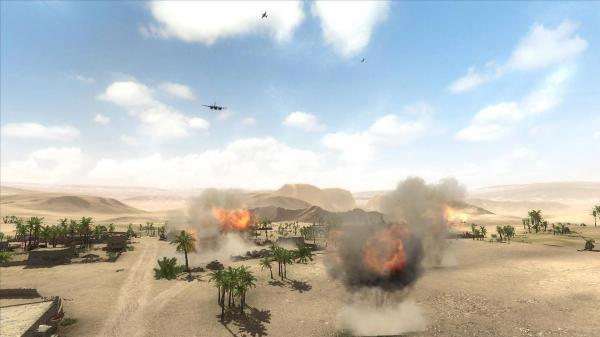 Screenshot 7 of Theatre of War 2: Africa 1943