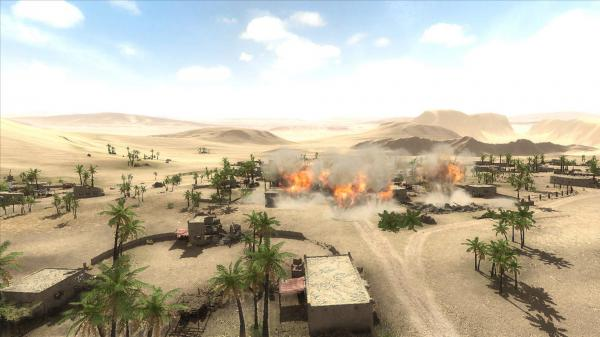 Screenshot 8 of Theatre of War 2: Africa 1943