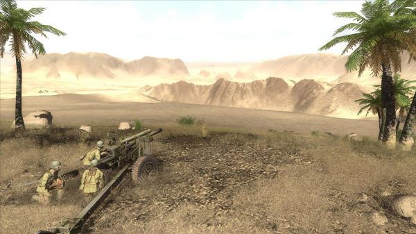 Screenshot 9 of Theatre of War 2: Africa 1943