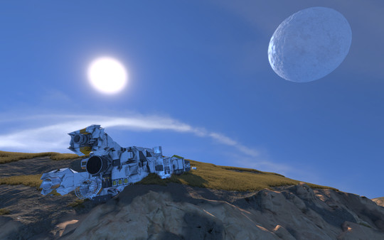 Screenshot 1 of Space Engineers