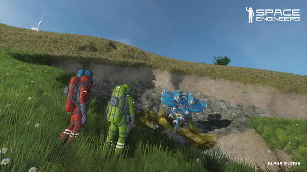 Screenshot 13 of Space Engineers