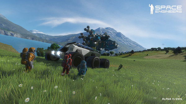 Screenshot 20 of Space Engineers