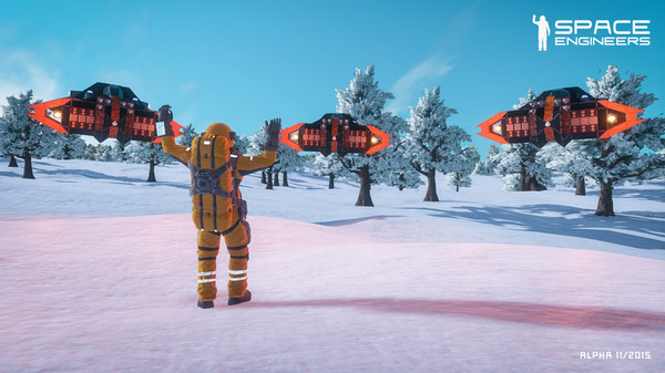 Screenshot 22 of Space Engineers