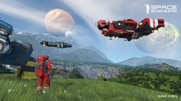 Screenshot 25 of Space Engineers