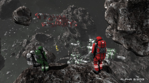 Screenshot 28 of Space Engineers