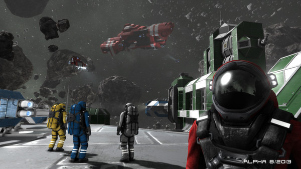 Screenshot 29 of Space Engineers