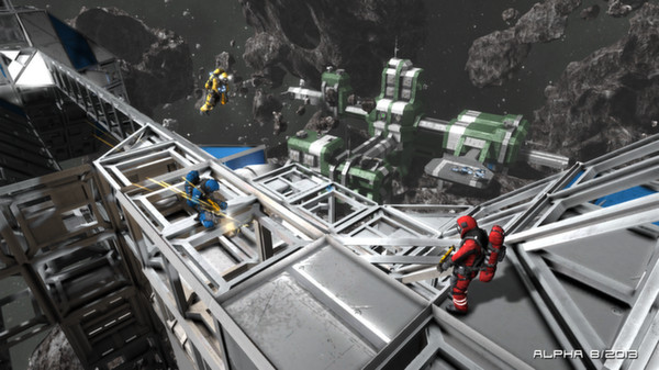 Screenshot 30 of Space Engineers