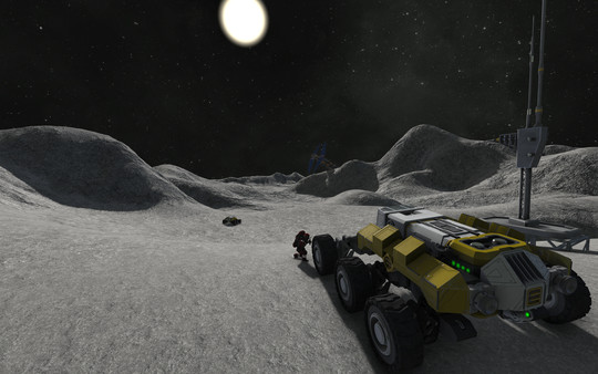 Screenshot 4 of Space Engineers
