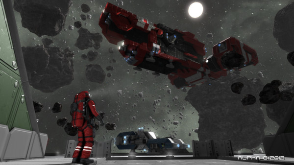 Screenshot 33 of Space Engineers