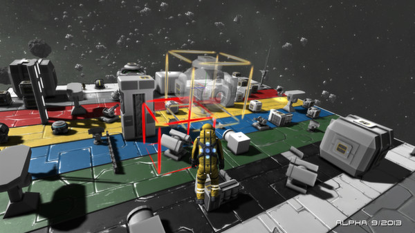 Screenshot 36 of Space Engineers