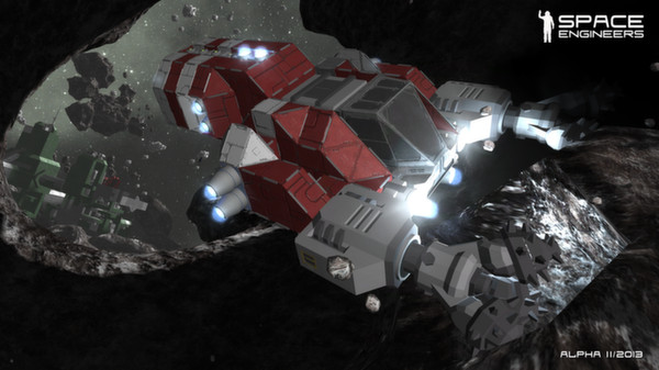 Screenshot 39 of Space Engineers