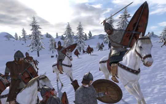 Screenshot 1 of Mount & Blade: Warband