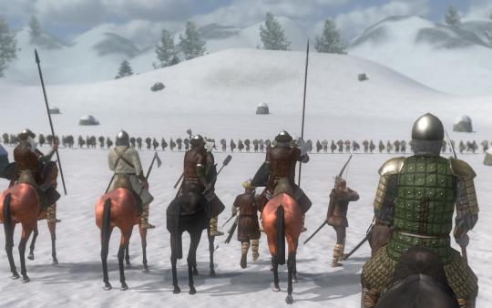 Screenshot 2 of Mount & Blade: Warband