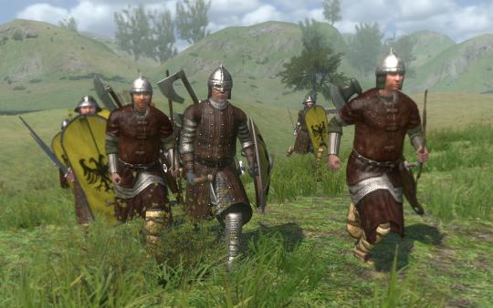 Screenshot 3 of Mount & Blade: Warband