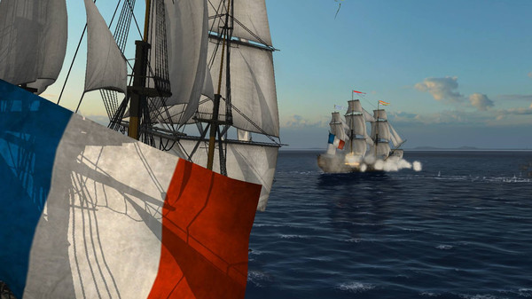 Screenshot 1 of Naval Action