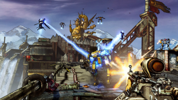 Screenshot 1 of Borderlands 2
