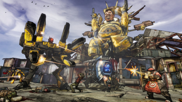 Screenshot 9 of Borderlands 2