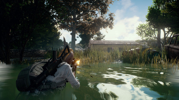 Screenshot 1 of PLAYERUNKNOWN'S BATTLEGROUNDS