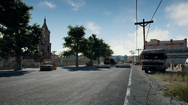 Screenshot 2 of PLAYERUNKNOWN'S BATTLEGROUNDS