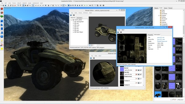Screenshot 8 of Leadwerks Game Engine