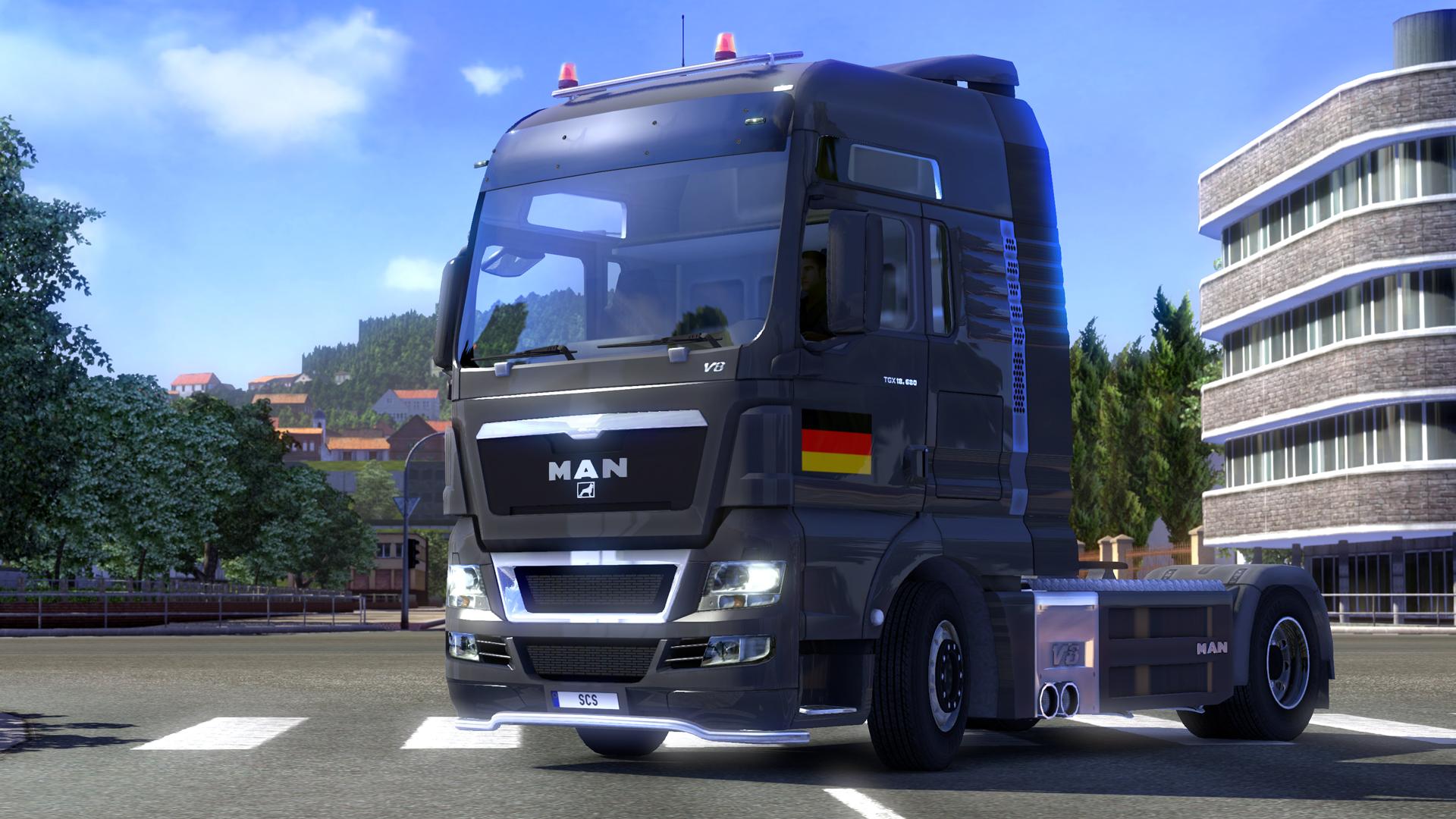 Euro truck simulator 2 - spanish paint jobs pack download free online