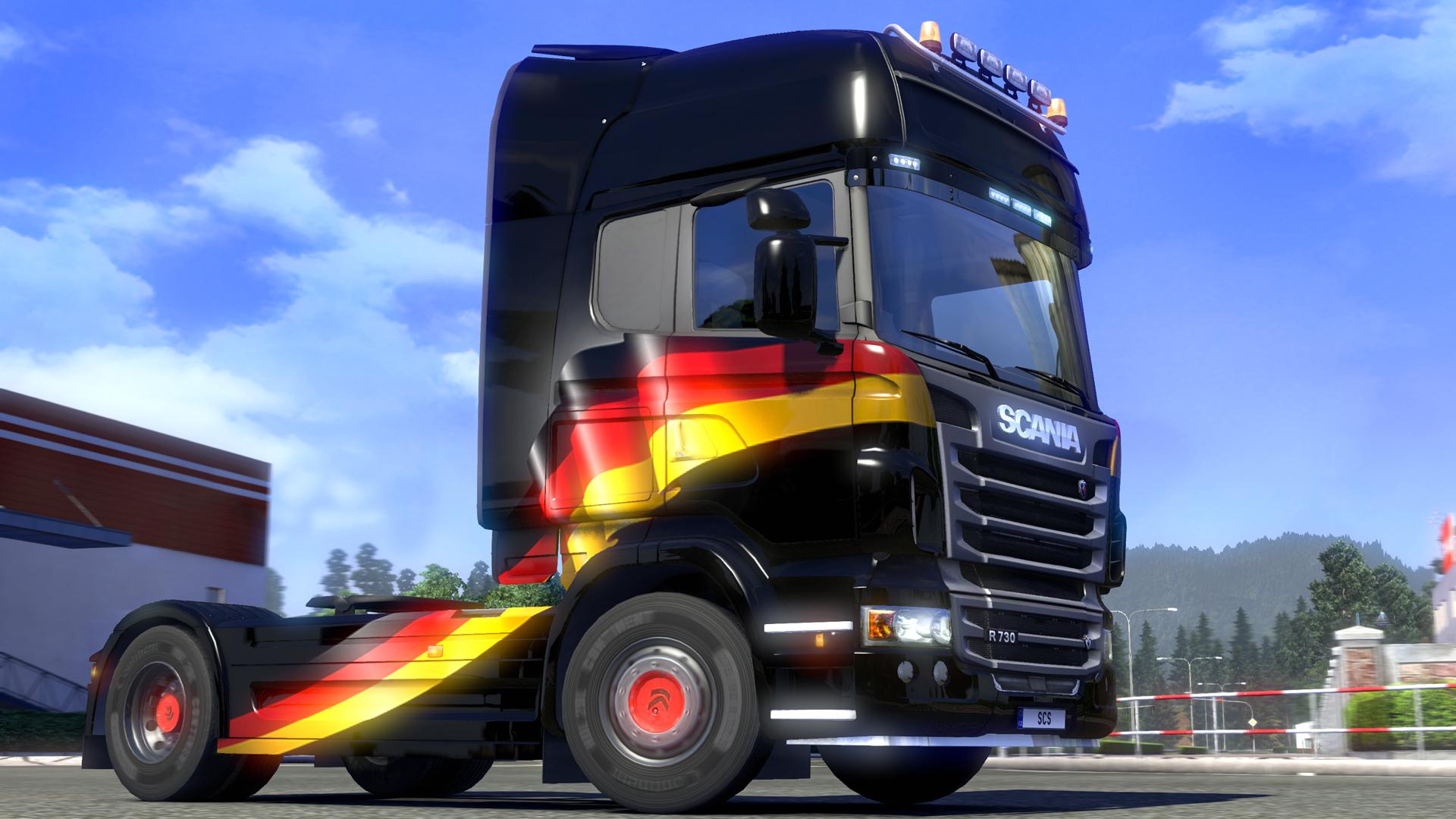 Euro truck simulator 2 1.35