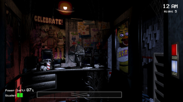Screenshot 8 of Five Nights at Freddy's