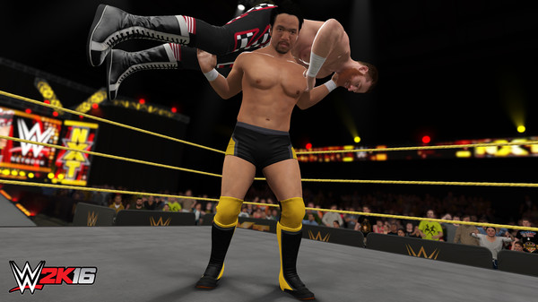 Screenshot 2 of WWE 2K16