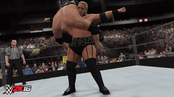 Screenshot 12 of WWE 2K16
