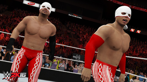 Screenshot 4 of WWE 2K16